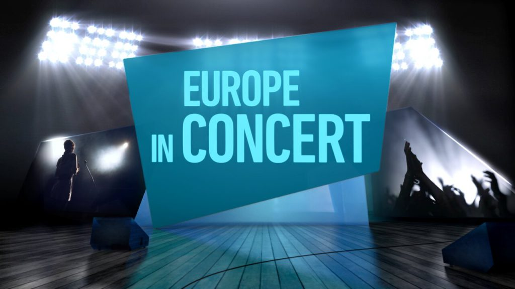 Deutsche Welle TV - Europe In Concert Trailer